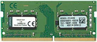 Memória Notebook DDR4 - 4GB / 2400MHz - Kingston - KVR24S17S6/4