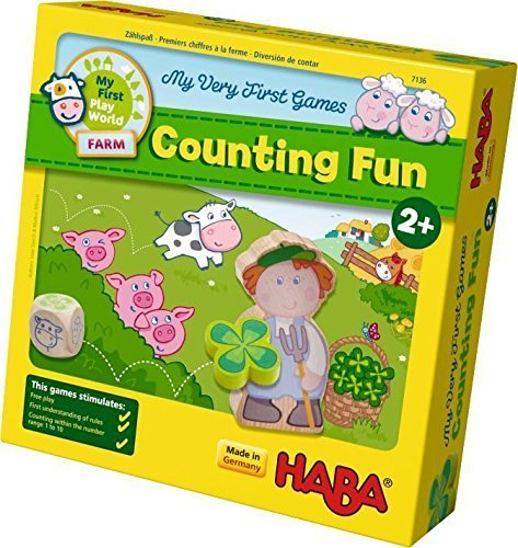 Haba My Very First Games - Counting Fun by Haba