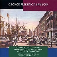 GEORGE FREDERICK BRISTOW/ SYMPHONY NO.2