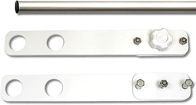 物干高さ調整器具 nobita オーダーカット 物干竿 セット (100cm)