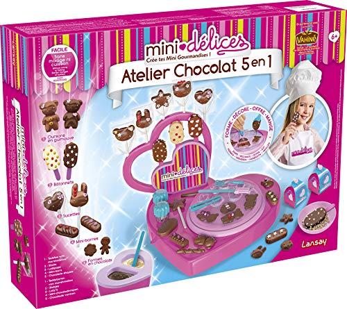 Mon Super Atelier Chocolat 5 en 1