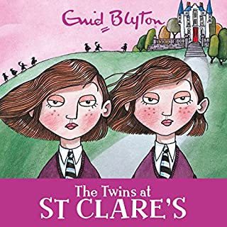 The Twins at St Clare's cover art