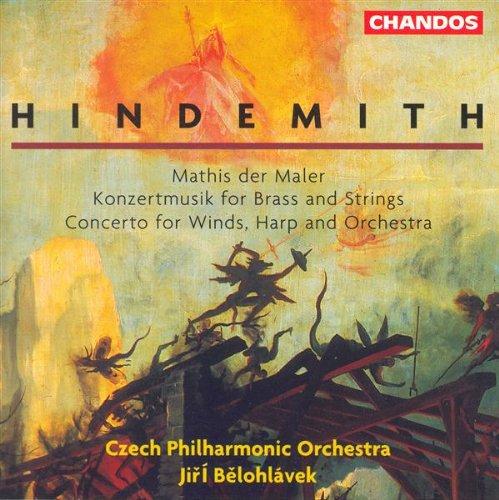 Konzertmusik, Op. 50,