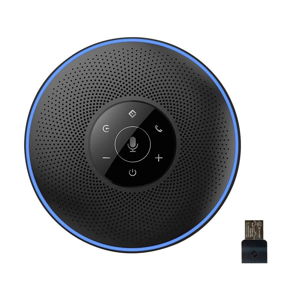 Bluetooth Speakerphone Wireless Conference Self Adaptive