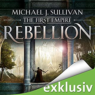 Rebellion (The First Empire 1) Titelbild