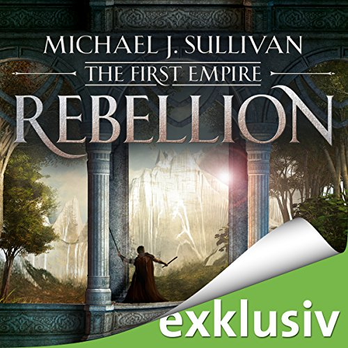 Rebellion (The First Empire 1) audiobook cover art