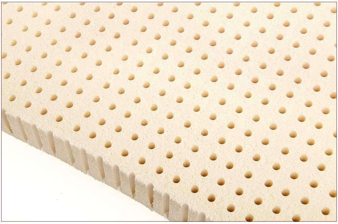 Ultimate Sleep 100% Max 65% OFF Natural Latex Comfor Pad for Mattress New color Topper