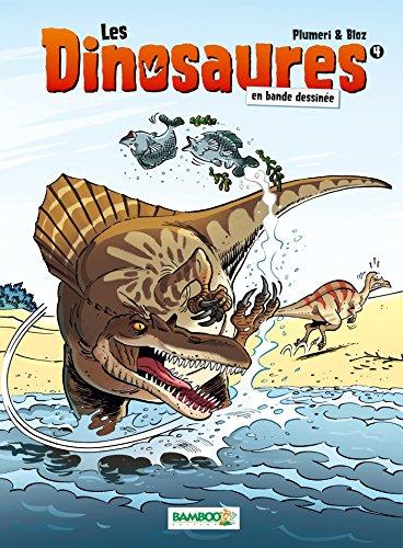 Les Dinosaures en BD - tome 04