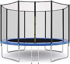 HMBB Kinderen binnenlandse indoor trampoline grote trampoline outdoor commerciële trampoline met bewakingsnet 8 voet