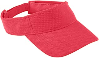 Augusta Sportswear Youth Adjustable Wicking Mesh Visor