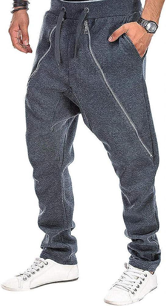 Pantalon de Jogging Streetwear Pantalon Sarouel Cargo pour Hommes Nouveau Hip Hop Pantalon de survêtement décontracté pour Homme Pantalon Mode Hommes Pantalons de survêtement D