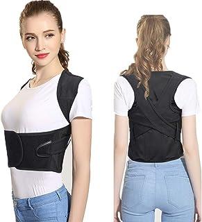 姿勢矯正者、調整可能な大人の子供背中の腰部肩支持姿勢矯正ベルト(M)