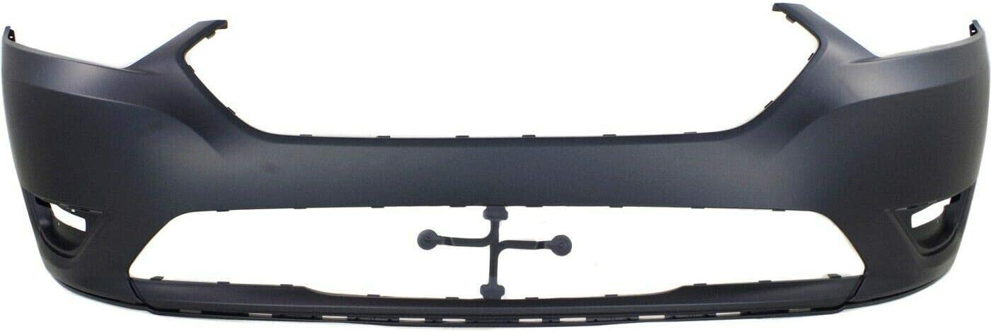 SCKJ Bumper Cover Compatible withWith Holes CAPA wholesale Dealing full price reduction Front Sensor
