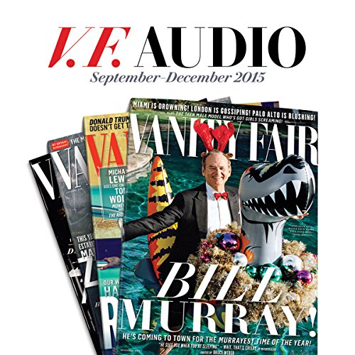Vanity Fair: September-December 2015 Issue audiobook cover art