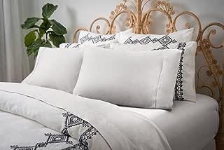 Magnolia Organics Dream Collection Pillowcase Pair - Standard, White