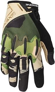 SixSixOne 661 Evo II D30 Full Finger Gloves - CAMO, Rasta & RWB (Closeout) _7109