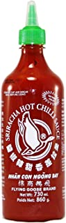 Flying Goose, Salsa de chile (Sriracha, picante) - 2 de 730 ml. (Total 1460 ml.)
