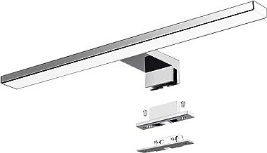 Azhien LED Spiegellamp 10 W 820LM-badkamerspiegellamp, neutraal wit 4000K LED-kastlicht Wandtoiletlamp IP44 230V badspiege...
