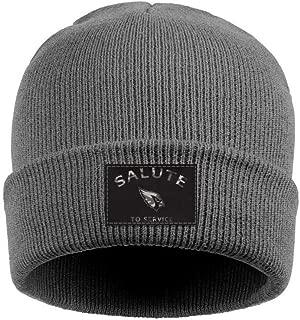 Man Women Knit Caps Veteran Day Beanie Hat Winter Skull Cap