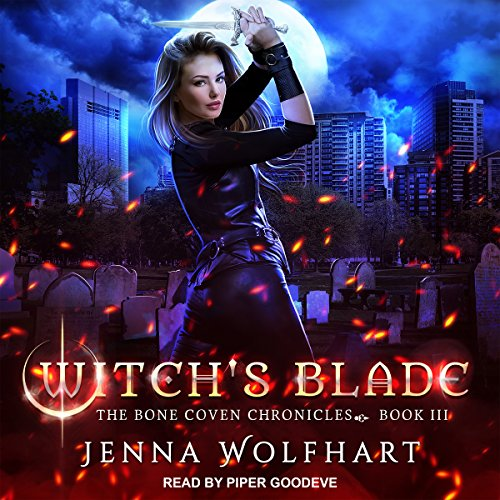 Witch's Blade cover art