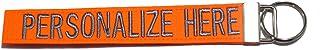 Northern Safari Custom Name Tape Material Luggage and/or Crate Tags 50 Fabrics. U.S.A. Made. Same Day Ship.