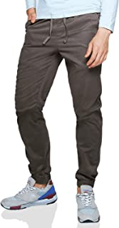 Match Men's Chino Jogger Pants
