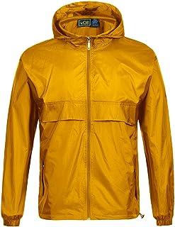 a53438083c304 Amazon.com: $25 to $50 - Yellows / Trench & Rain / Jackets & Coats ...