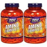【2個セット】 [海外直送品][ お得サイズ ] アミノコンプリート 360粒 海外直送品 Amino Complete 360caps