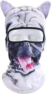 Animal Ears Balaclava Face Mask Neck Hood Outdoor Sports Cap Motorcycle Cycling Ski Balaclavas