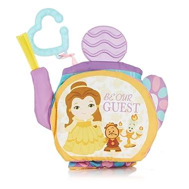KIDS PREFERRED Disney Princess Belle Soft Book for Babies