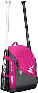 EASTON GAME READY YOUTH Bat & Equipment Backpack Bag, 2021, Baseball Softball, 2 Bat..