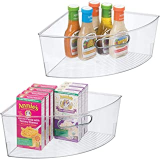 triangle shaped storage containers