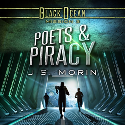 Poets and Piracy audiobook cover art