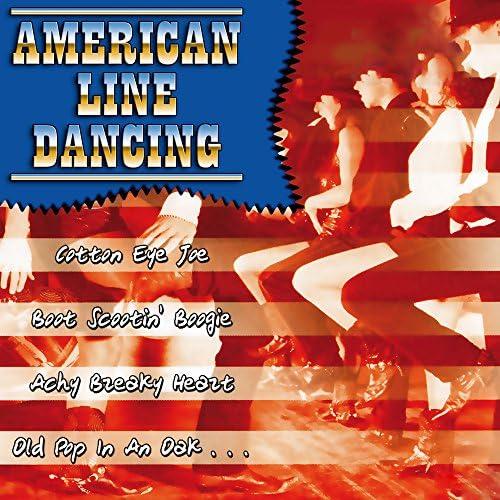 The Delta Line Dance Band & The Nashville Riders