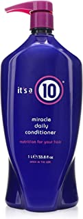 It's a 10 Haircare Miracle Daily Conditioner, 33.8 fl. oz.