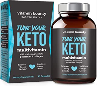 ketogenic electrolyte supplement