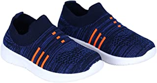 Hopscotch FEETWELL Shoes Baby Boys and Baby Girls Canvas Slip On in Navy Color, UK:6 (FWS-3042563)