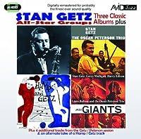 Three Classic Albums Plus (Stan Getz & The Oscar Peterson Trio / Hamp & Getz / Jazz Giants) by Stan Getz (2010-05-11)