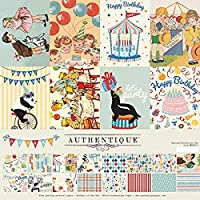 "Authentique Collection Kit 12""X12""-Hooray"