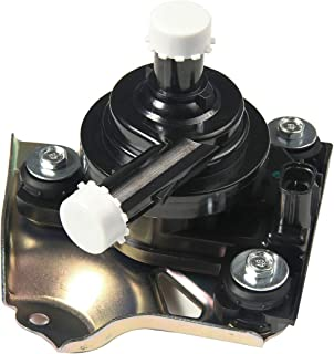 CNSY G902047030 G9020-47031 04000-32528 Engine Cooling/Coolant Inverter Electric Water Pump Assembly 12V with Bracket fit for 2004-2009 Toyota Prius Hybrid 1.5L