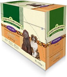 James Wellbeloved - Bolsas para Perros (10 Unidades, 150 g