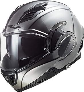 Suchergebnis Auf Für Klapphelme Ls2 Klapphelme Helme Auto Motorrad