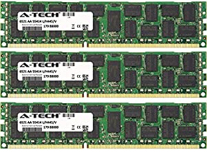 12GB KIT (3 x 4 GB) for Dell Precision Workstation Series T3500 R5500 T5500 T7500. DIMM DDR3 ECC Registered PC3-10600R 133...