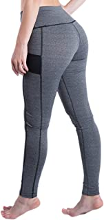 BOZEVON Women's Sport Tights Leggings | Ladies Fitness, Yoga, Zumba, Pilates and Leisure Trousers