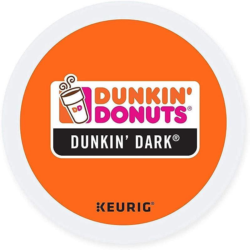 Dunkin Donuts K Cups Dark Roast 72 K Cups