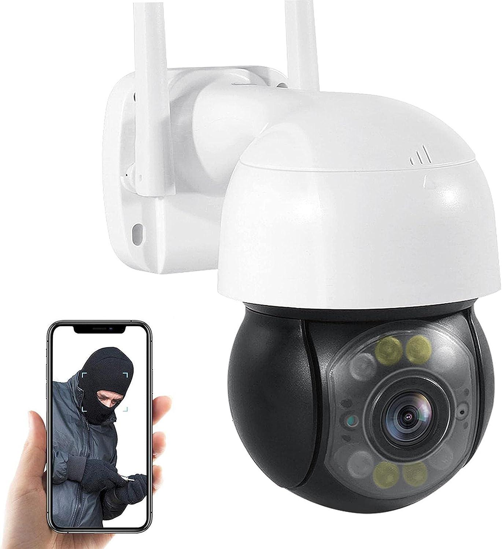 Ranking TOP3 Outdoor WiFi IP Surveillance Camera 3MP Cam HD CCTV Security Long Beach Mall PTZ