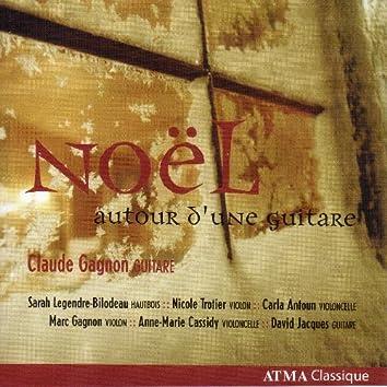 Christmas Gagnon, Claude: Noel Autour D'Un Guitare