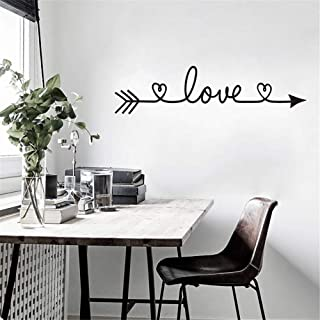 Wall Stickers, E-Scenery Grand Sale! Arrow Removable DIY 3D Wall Decals Mural Art Wallpaper for Room Home Nursery Wedding Party Birthday Office Window Decor, Black