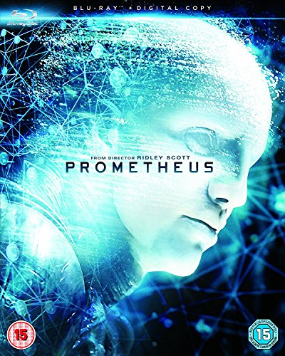 Prometheus (Blu-Ray + Digital Copy) [Edizione: Regno Unito] [Italia] [Blu-ray]
