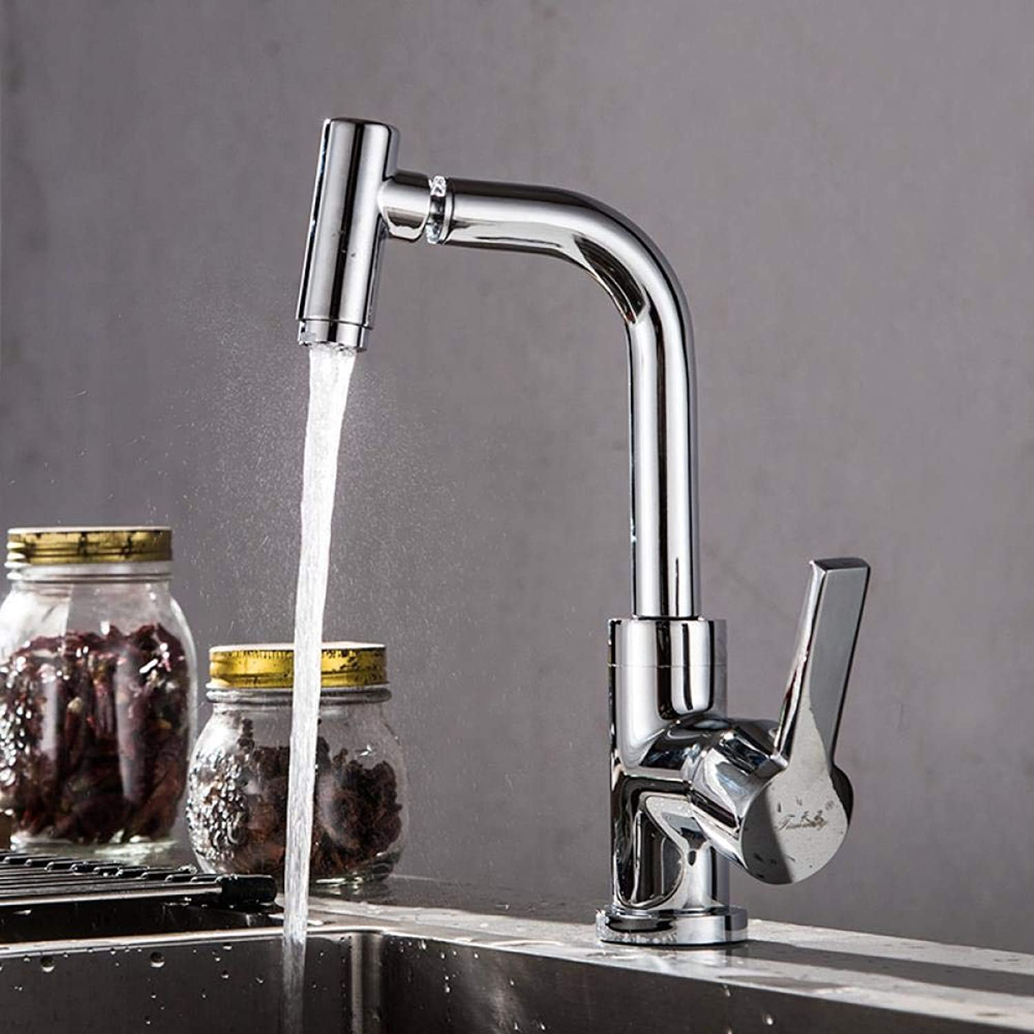 redating Hot and Cold Basin Washbasin Kitchen Sink Faucet Z1077